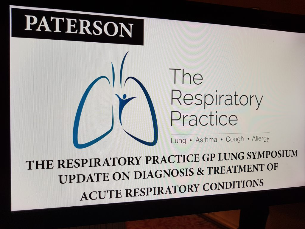 Update on Diagnosis & Treatment of Acute Respiratory Conditions  (The Respiratory Practice)