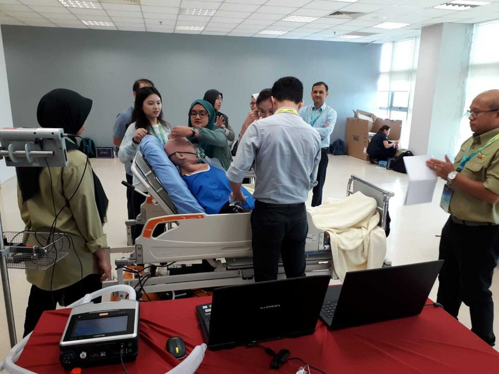 3rd Clinical Airway Skill Training In Emergency Room (castER)