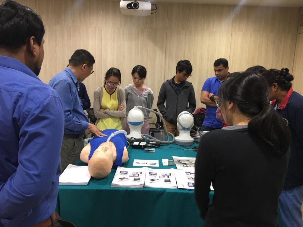 TTSH Home Ventilation Course