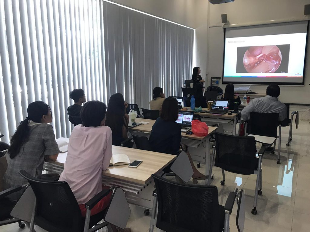 Middle Ear Training By Dr Thong Jiun Fong