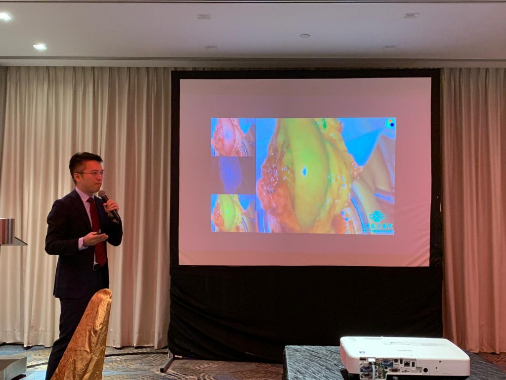 Dinner Symposium:  Fluorescence-guided Pulmonary Segmentectomy and Nodule Detection