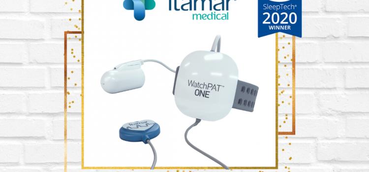 National Sleep Foundation SleepTech 2020 Winner: Itamar Medical!