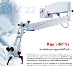 Kaps' SOM® 22 Microscope